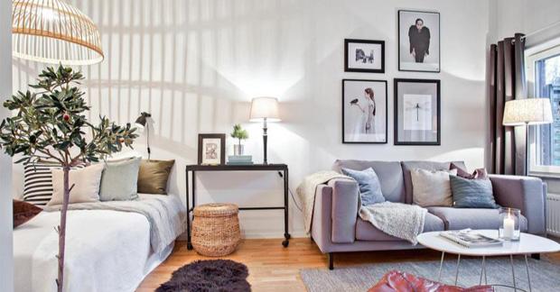 ide untuk apartemen kecil
