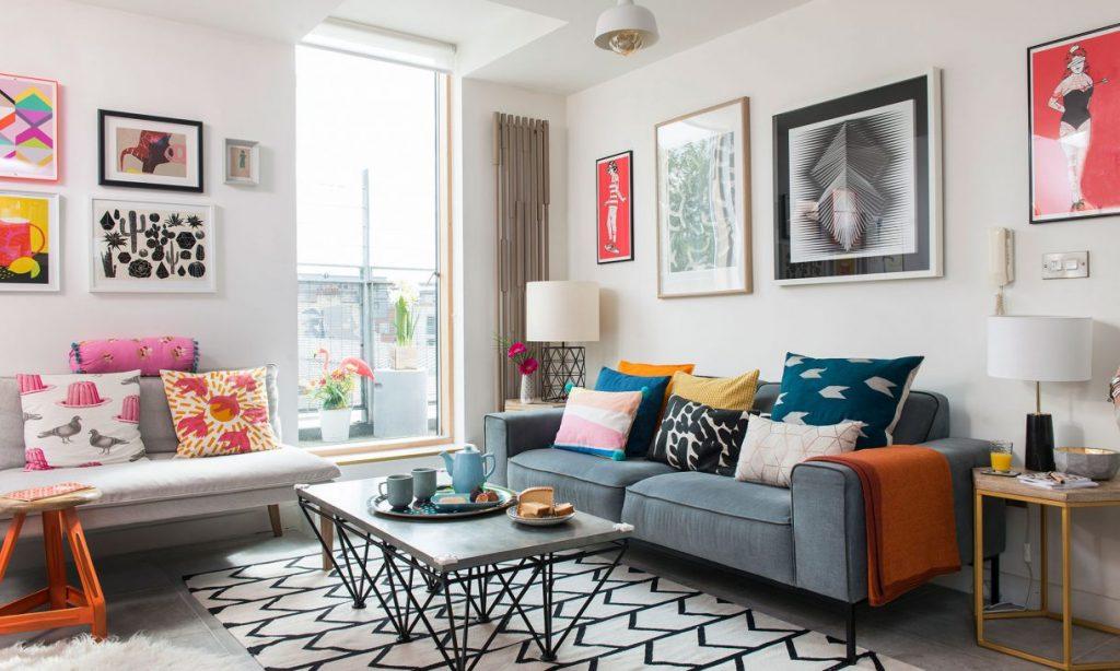 ide interior apartemen minimalis