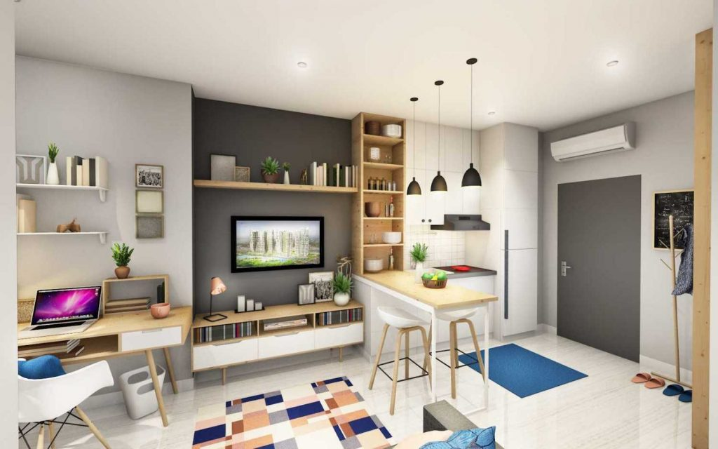 renovasi interior apartemen