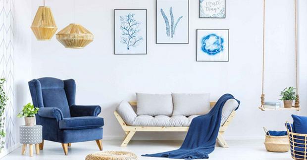 cara menata interior apartemen