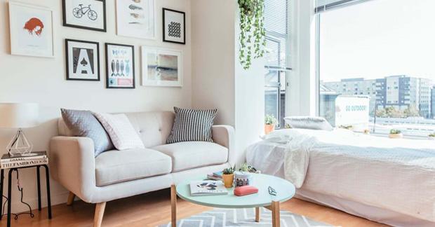 dekorasi apartemen