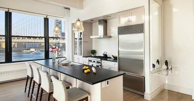 interior apartemen kecil minimalis