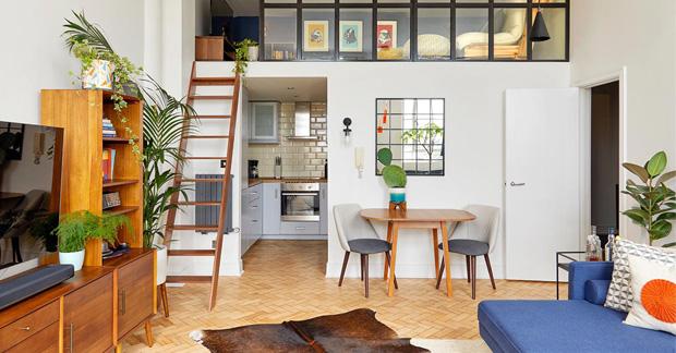 design apartemen studio type 21