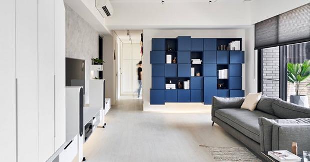 foto interior apartemen minimalis