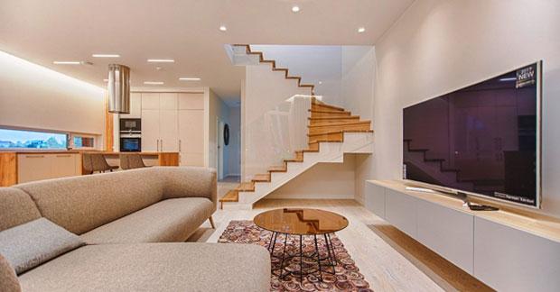 model plafon apartemen