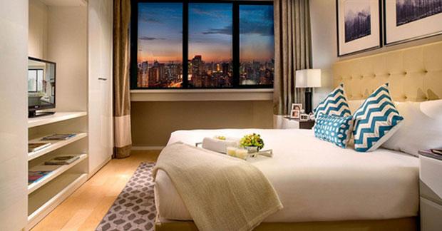 tipe apartemen 2 kamar
