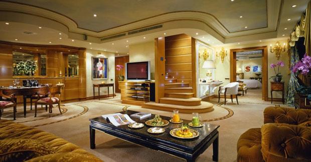 Foto Interior Apartemen Mewah